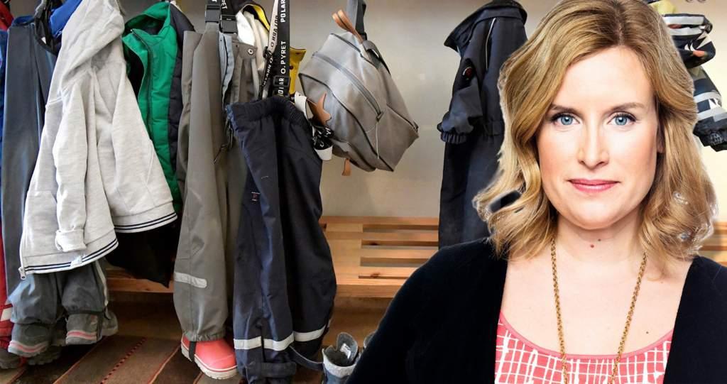 "<a href=""https://www.aftonbladet.se/family/a/b5QjAl"">Krönika: Tänk om det var din arbetsplats?</a>"