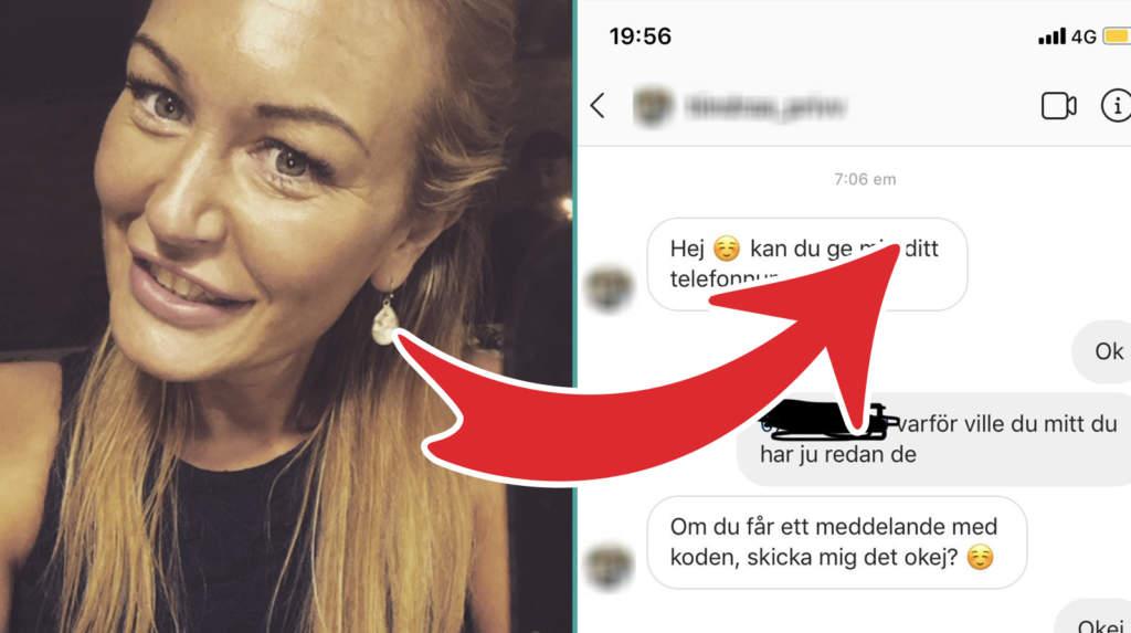 """<a href=""""https://www.aftonbladet.se/a/opwpva"""">Mikaelas 12-åriga dotter lurades på tusentals kronor på Instagram – nu varnar hon andra </a>"""