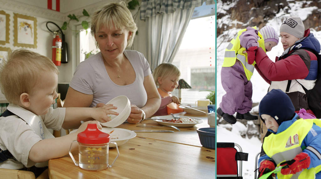 """<a href=""""https://www.aftonbladet.se/family/a/e8OyaM"""">7 skäl till att förskolepersonalen är hjältar</a>"""