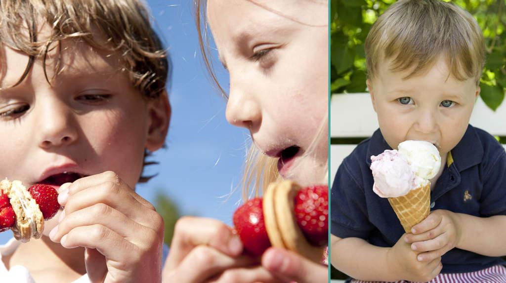 "<a href=""https://www.aftonbladet.se/family/a/e86VEQ/barnens-sota-matvanor--men-nar-behover-vi-oroa-oss"">Barnens söta matvanor – när behöver vi oroa oss?</a>"