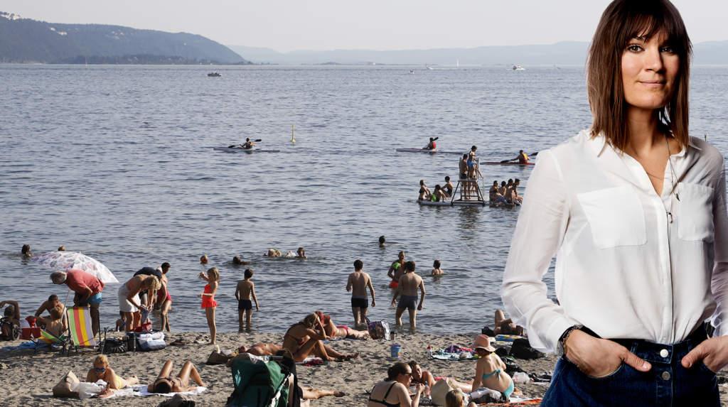 """<a href=""""https://www.aftonbladet.se/family/a/MRaplR"""">Krönika: Det är mer än hemskt att ta sig till stranden med flera barn </a>"""