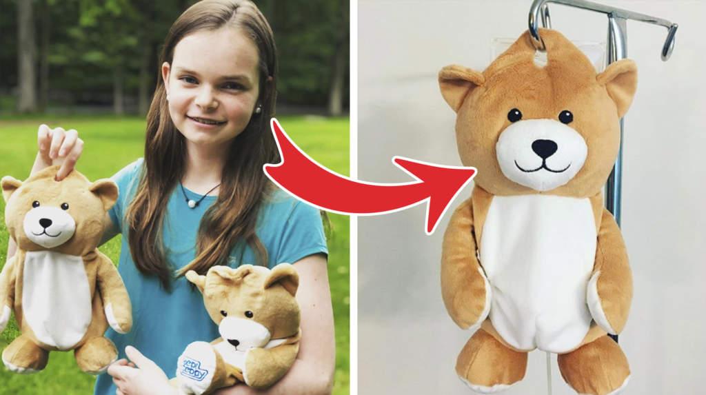"""<a href=""""https://www.aftonbladet.se/family/a/70xmnB"""">12-åriga Ellas smarta uppfinning – som ska hjälpa rädda barn på sjukhuset </a>"""