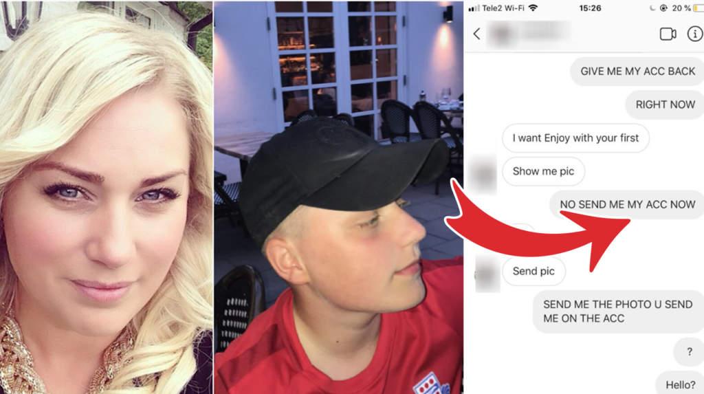 "<a href=""https://www.aftonbladet.se/family/a/K3G2JM"">Angelicas son utpressades på Fortnite: ""Skicka nakenbilder""</a>"