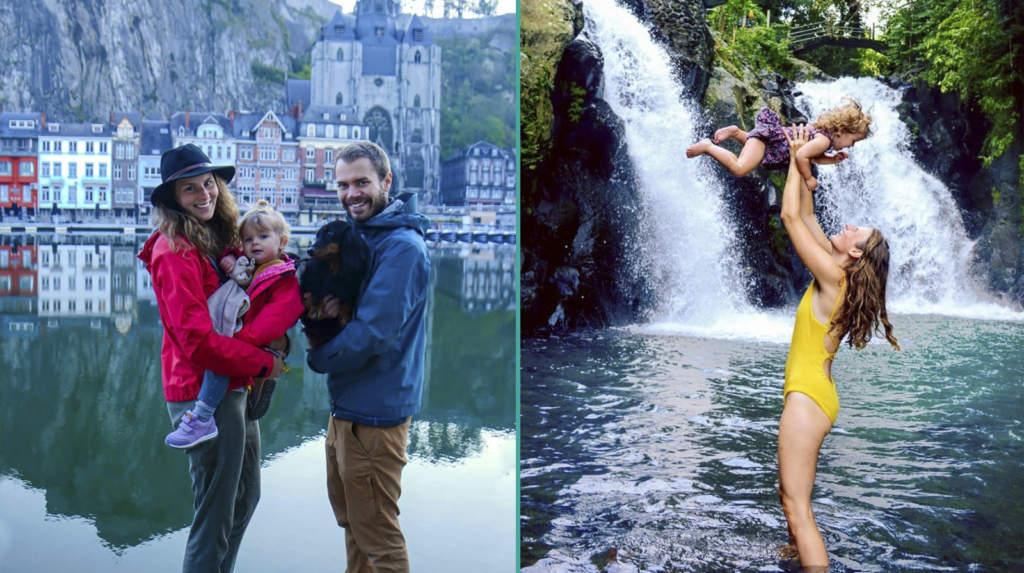 """<a href=""""https://www.aftonbladet.se/family/a/K3aO7G/familjen-foljer-sin-drom-reser-jorden-runt"""">Erica och Mattias skippade husköpet – reser istället jorden runt med sin 2-åriga dotter</a>"""